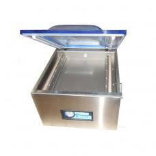 Настольная вакуум-упаковочная машина HVC-510T/2A (нерж.)
